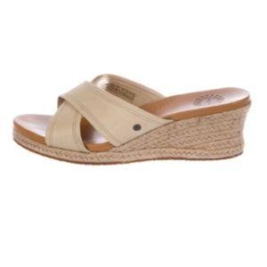 Ugg Gwyn Espadrille Wedge Sandals